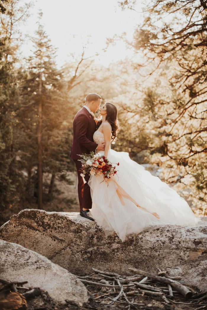 Mountain Elopement near Las Vegas